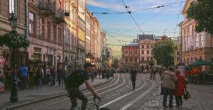 Stare miasto Lwów