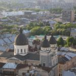 Lwów, centrum miasta