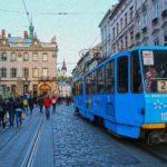 Lwów - stare miasto