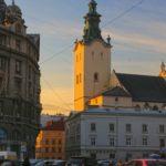 Wieża Katedry Lwowskiej