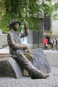 Pomnik Nikifora
