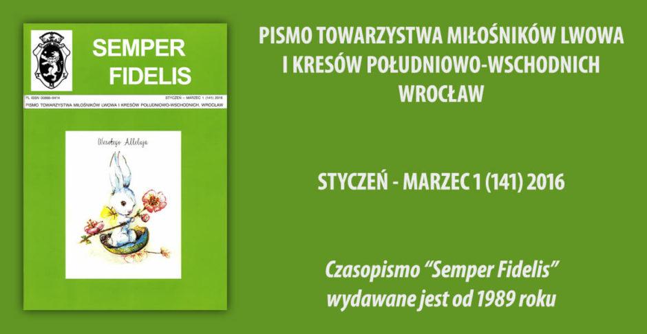 Semper Fidelis 1/2016