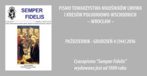 Semper Fidelis 4/2016