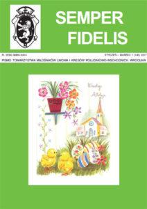Semper Fidelis 1/2017 - okładka