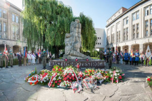 Pomnikiem Martyrologii Profesorów Lwowskich