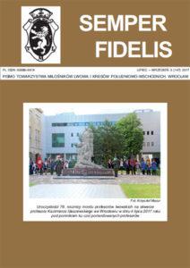 Semper Fidelis 3/2017 - okładka