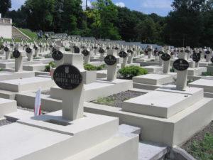 Groby obrońców Lwowa