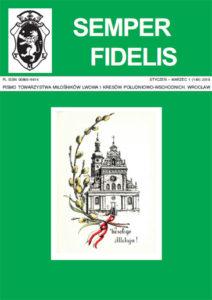 Semper Fidelis 1/2018 - okładka