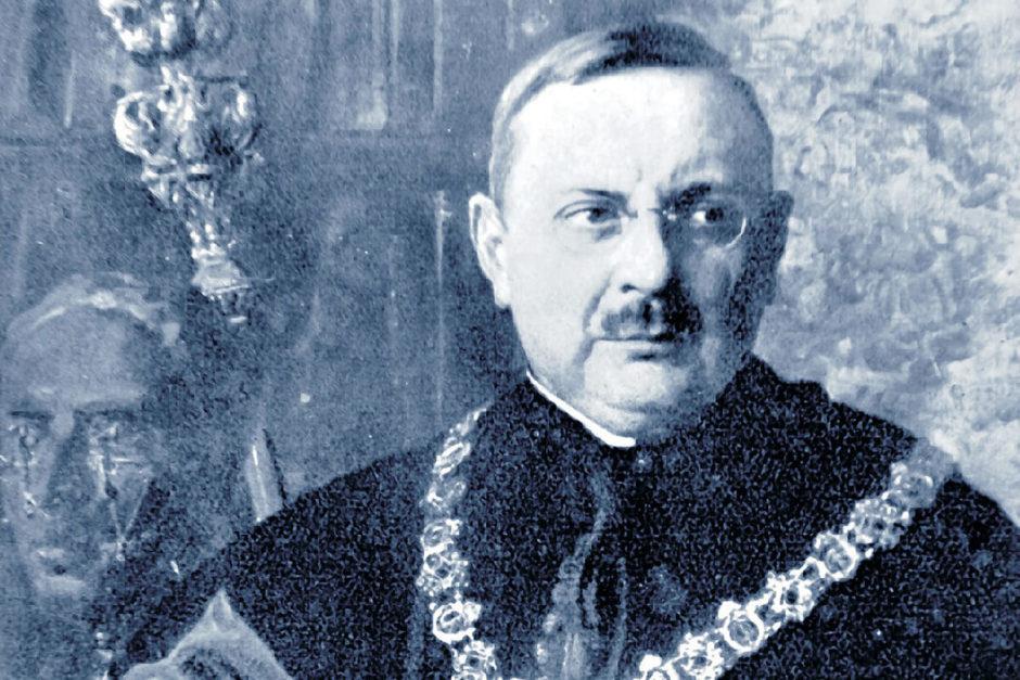 Profesor Antoni Cieszyński - Człowiek Niepodległości