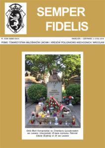 Semper Fidelis 2/2018 - okładka