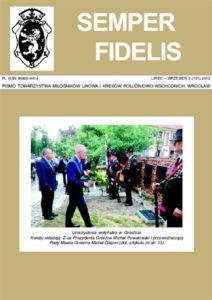 Pismo Towarzystwa Miośników Lwowa I Kresów Poudniowo