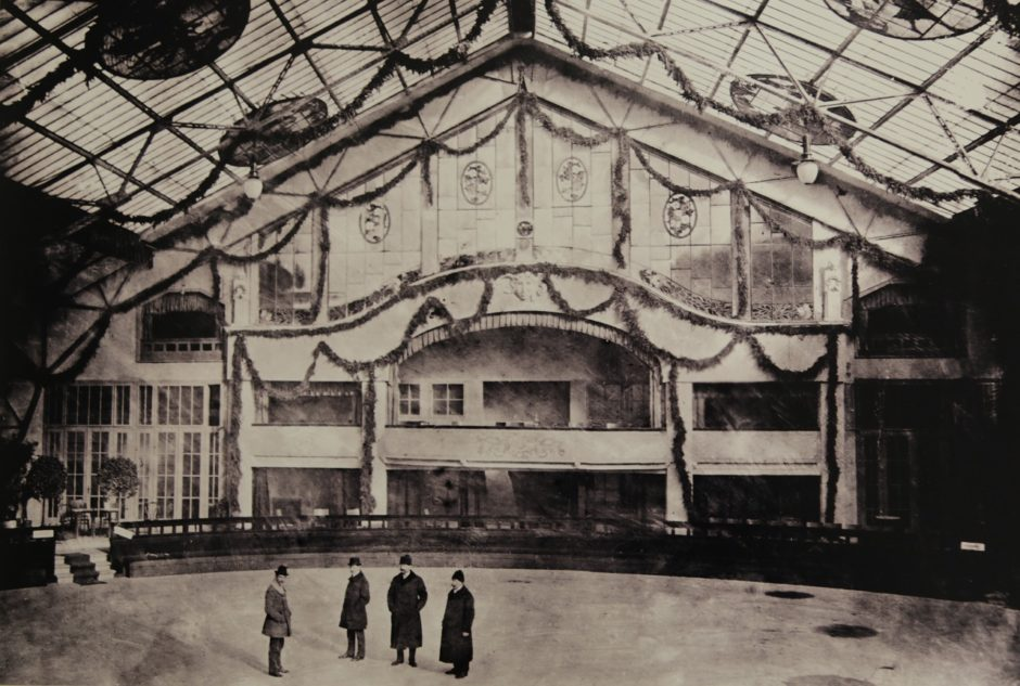 Pałac Sportu, ul. Zielona 59