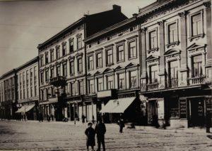 ul. K. Ludwika (Swobody)