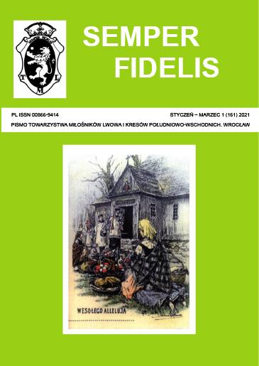 Semper Fidelis 1/2021 - okładka