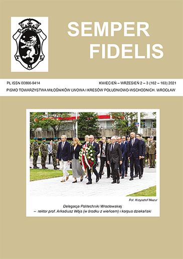 Semper Fidelis 2-3/2021 - okładka